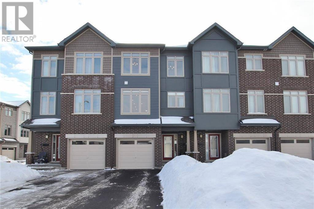 Townhouse for sale at 92 Nutting Cres Ottawa Ontario - MLS: 1183228