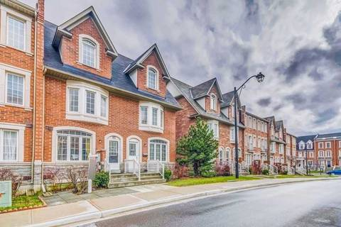 Townhouse for sale at 92 Odoardo Di Santo Circ Toronto Ontario - MLS: W4520147