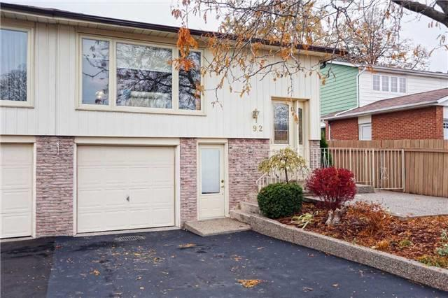 For Sale: 92 Orsett Street, Oakville, ON | 3 Bed, 2 Bath Townhouse for $665,000. See 16 photos!