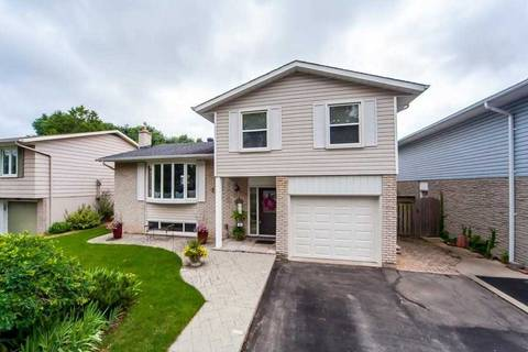 House for sale at 92 Osborne Cres Oakville Ontario - MLS: W4542558