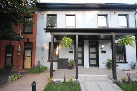 Townhouse for sale at 92 Pearl St Hamilton Ontario - MLS: X4454900