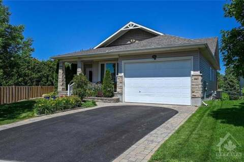 House for sale at 92 Peckett Dr Carleton Place Ontario - MLS: 1199525