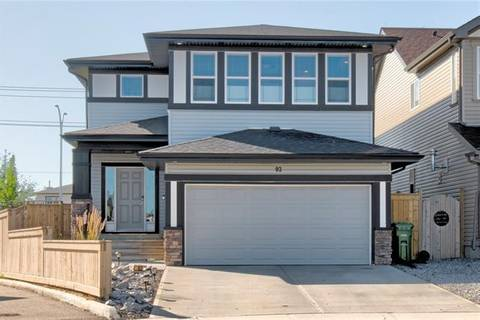 House for sale at 92 Reunion Cs Northwest Airdrie Alberta - MLS: C4280634