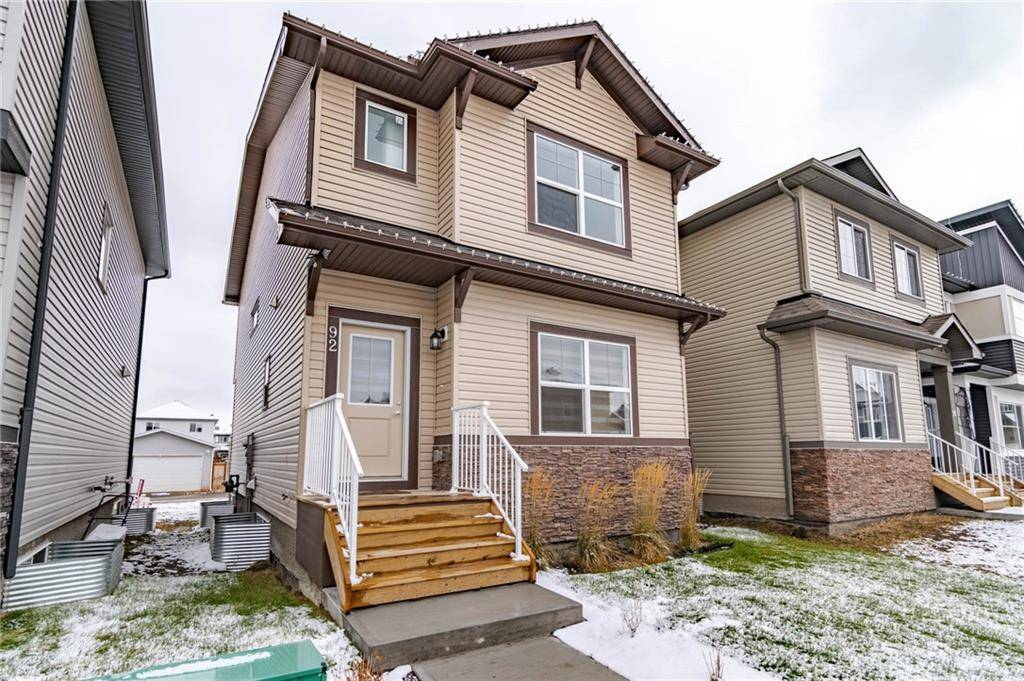House for sale at 92 Reunion Lo  Nw Reunion, Airdrie Alberta - MLS: C4274979