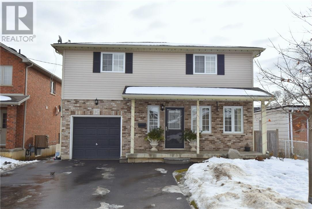 For Sale: 92 Richardson Street, Brantford, ON | 4 Bed, 2 Bath House for $399,900. See 44 photos!