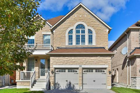 House for sale at 92 Shelbourne Dr Vaughan Ontario - MLS: N4613916