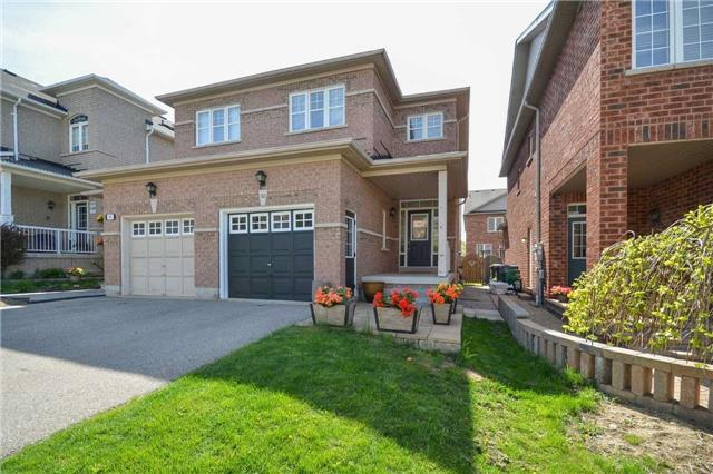 Sold: 92 Silent Pond Crescent, Brampton, ON