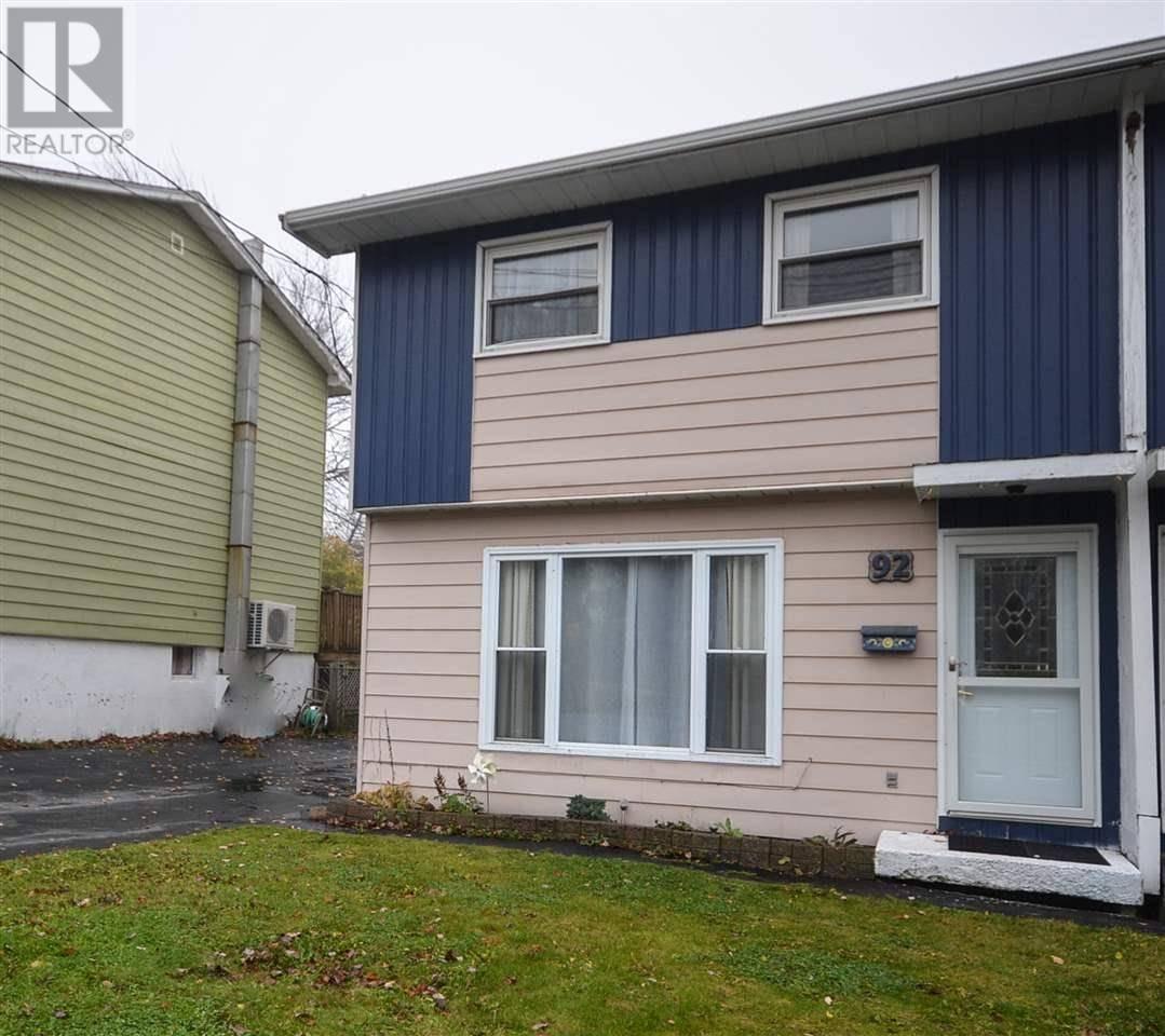 House for sale at 92 Stuart Harris Dr Woodlawn Nova Scotia - MLS: 201925299