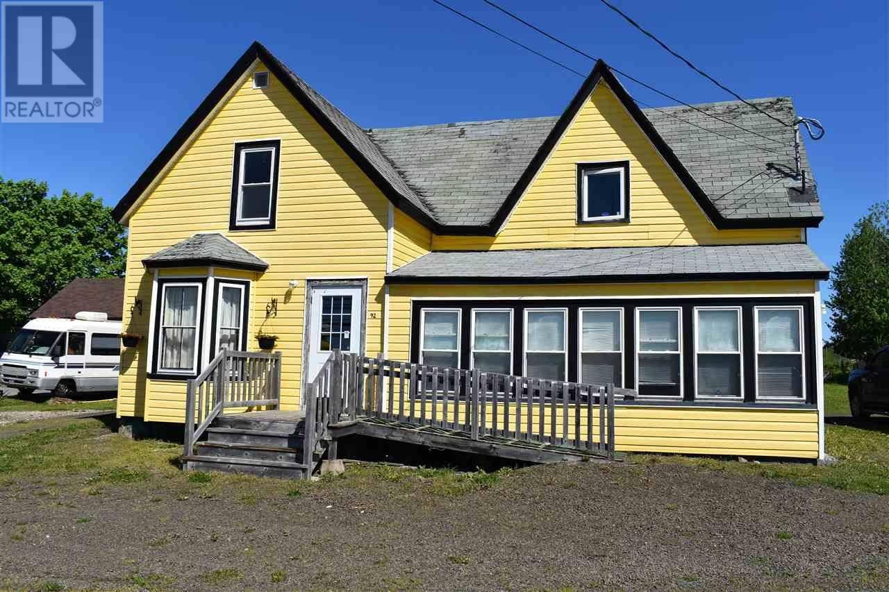 House for sale at 92 Warwick St Digby Nova Scotia - MLS: 202000402