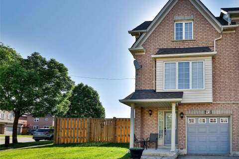 Townhouse for sale at 92 West Oak Cres Toronto Ontario - MLS: W4783198