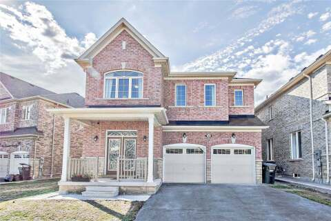 House for sale at 92 Zanetta Cres Brampton Ontario - MLS: W4863029