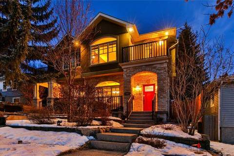Townhouse for sale at 920 35a St Northwest Calgary Alberta - MLS: C4289597