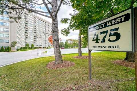 Residential property for sale at 475 The West Mall . Unit 920 Toronto Ontario - MLS: 40028815