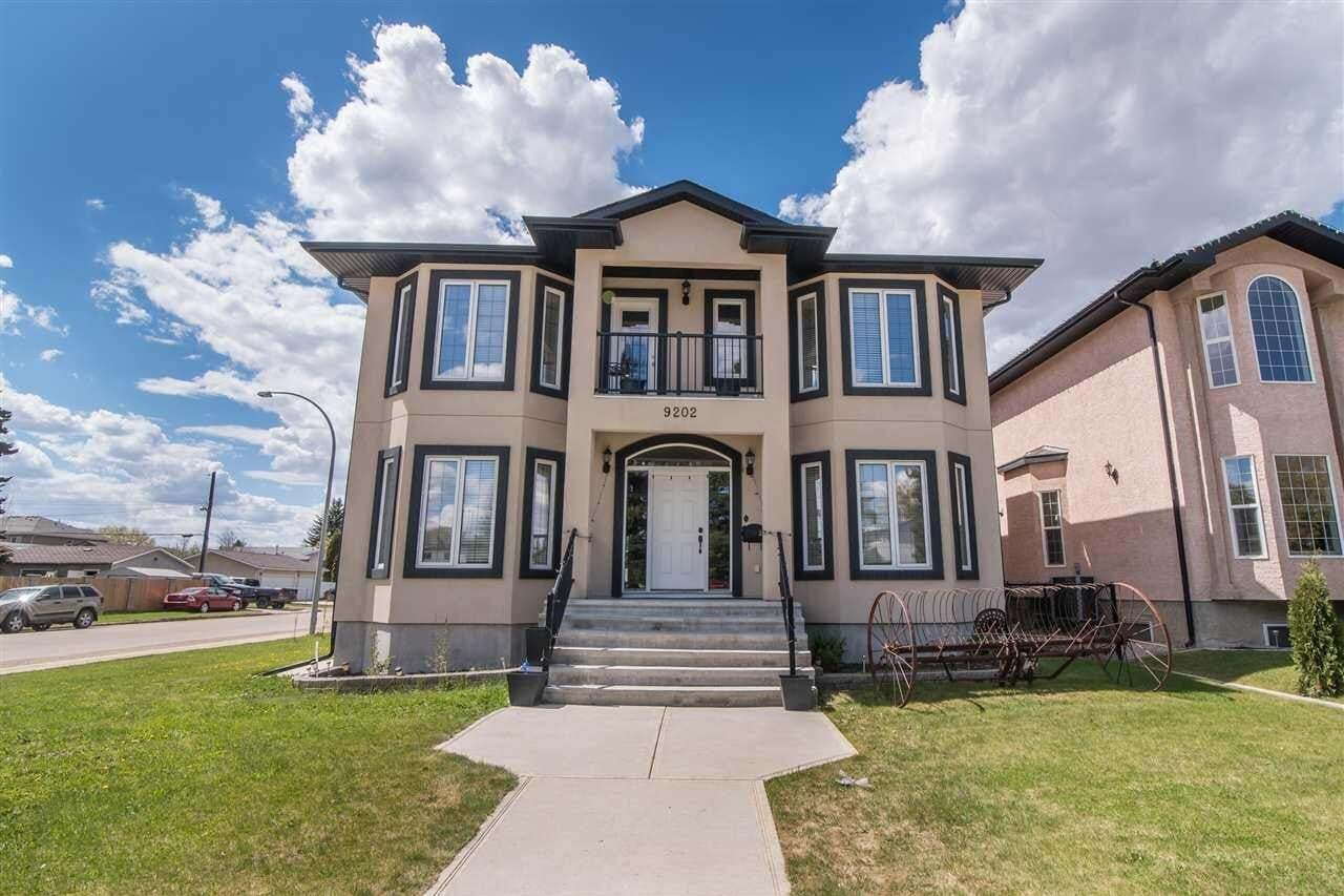 House for sale at 9202 150 St NW Edmonton Alberta - MLS: E4202286