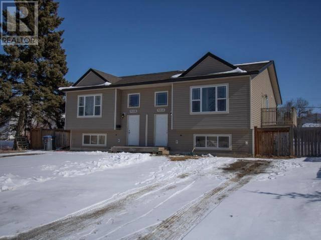Townhouse for sale at 9208 8 St Dawson Creek British Columbia - MLS: 183076