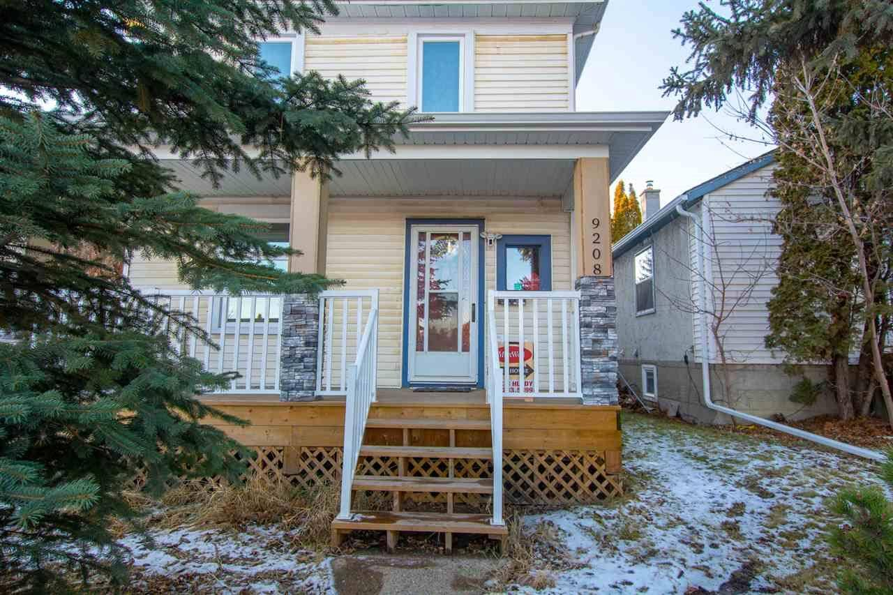 House for sale at 9208 85 St Nw Edmonton Alberta - MLS: E4181833