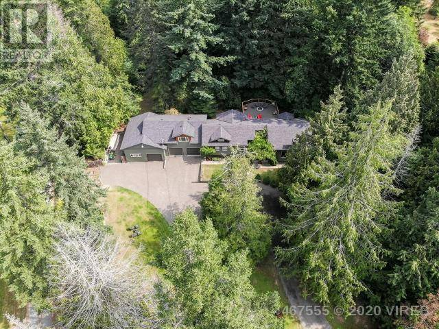 House for sale at 921 Aros Rd Cobble Hill British Columbia - MLS: 467555