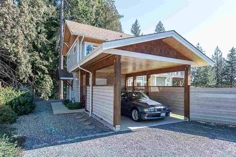 House for sale at 921 Fairway Ln Bowen Island British Columbia - MLS: R2397966