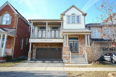 House for sale at 921 Hepburn Rd Milton Ontario - MLS: W4491026