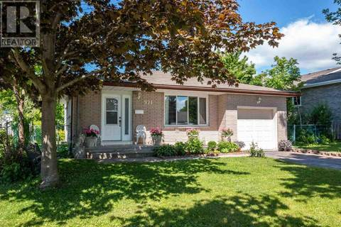 House for sale at 921 Pembridge Cres Kingston Ontario - MLS: K19004090