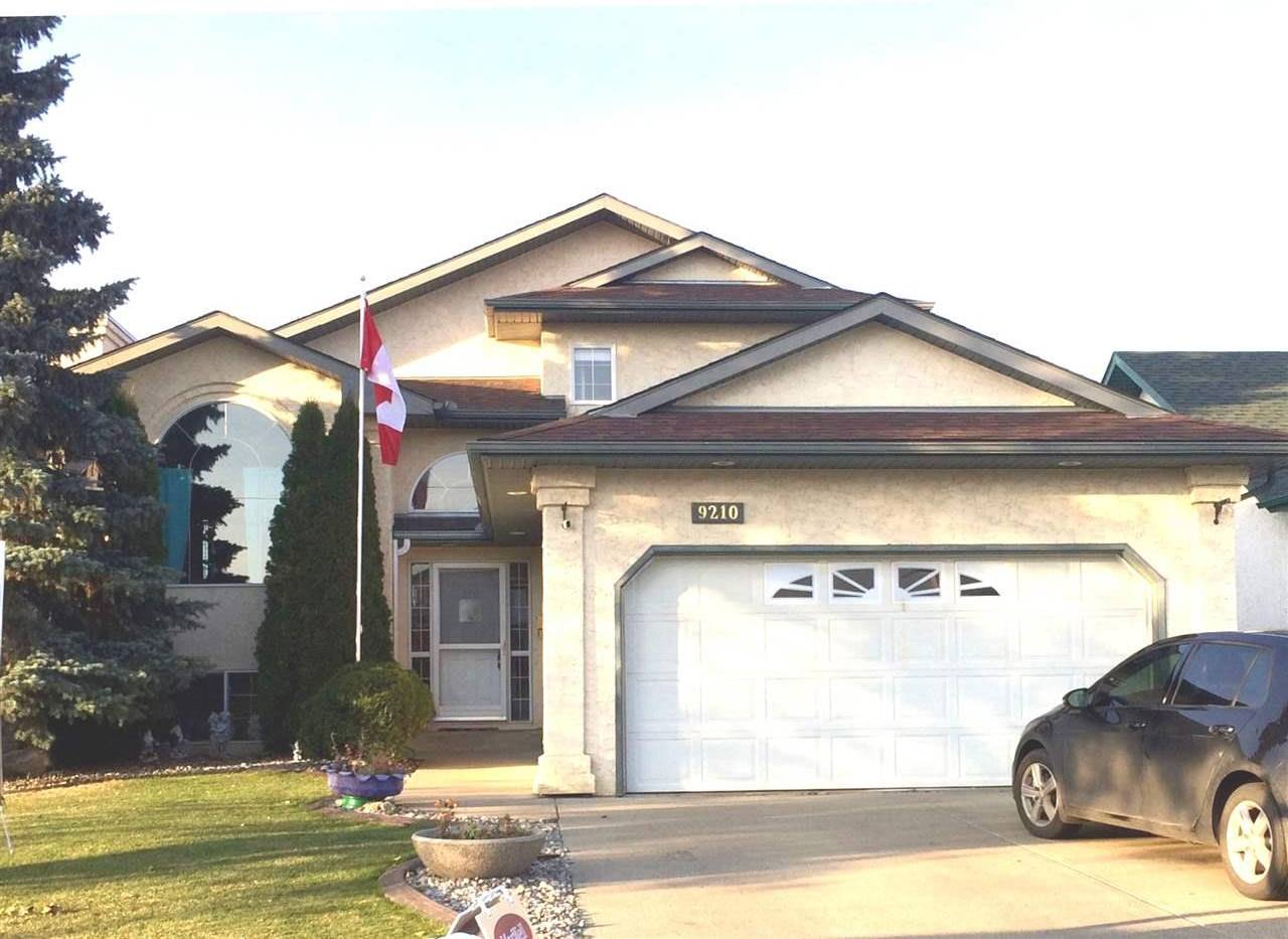 House for sale at 9210 97 Ave Morinville Alberta - MLS: E4174317