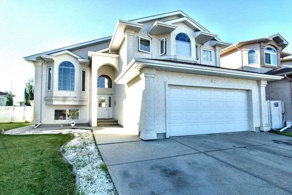 House for sale at 9211 157 Av NW Edmonton Alberta - MLS: E4209382