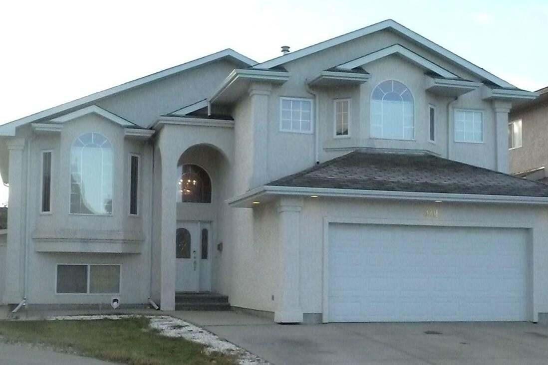 House for sale at 9211 157 Av NW Edmonton Alberta - MLS: E4218355