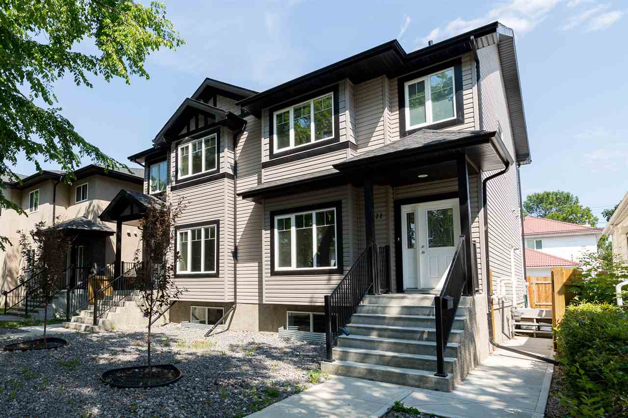 For Sale: 9211 92 Street, Edmonton, AB | 4 Bed, 4 Bath Townhouse for $499,000. See 29 photos!