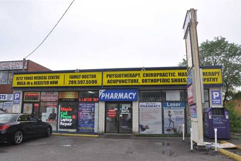 Commercial property for sale at 9212 Yonge St Richmond Hill Ontario - MLS: N4737559