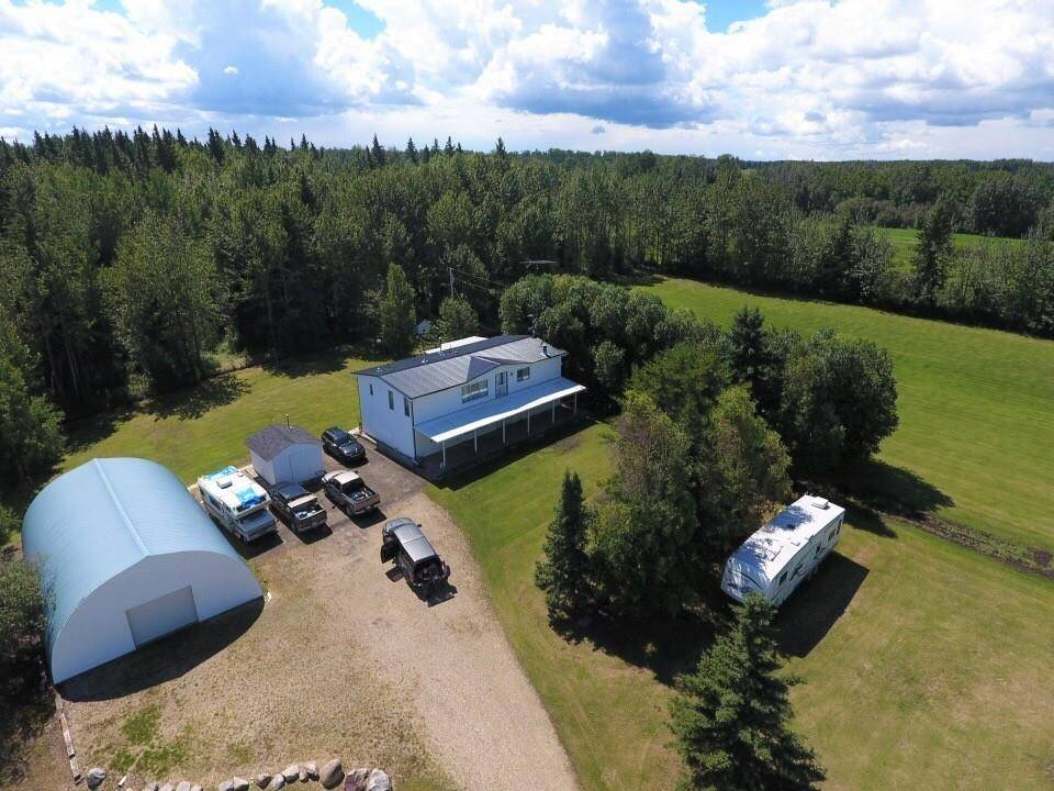 House for sale at 9213 Twp  Rural Yellowhead Alberta - MLS: E4111538