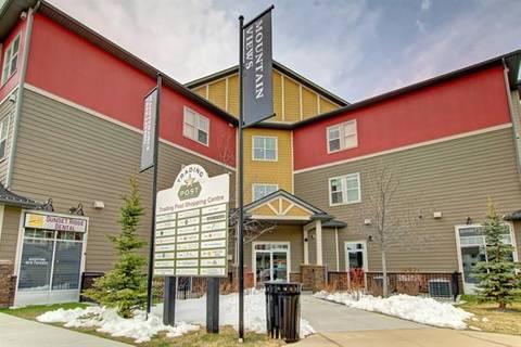 Condo for sale at 101 Sunset Dr Unit 9214 Cochrane Alberta - MLS: C4242810