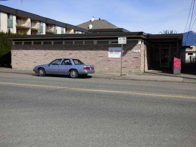 Commercial property for sale at 9214 Mary St Chilliwack British Columbia - MLS: C8027446