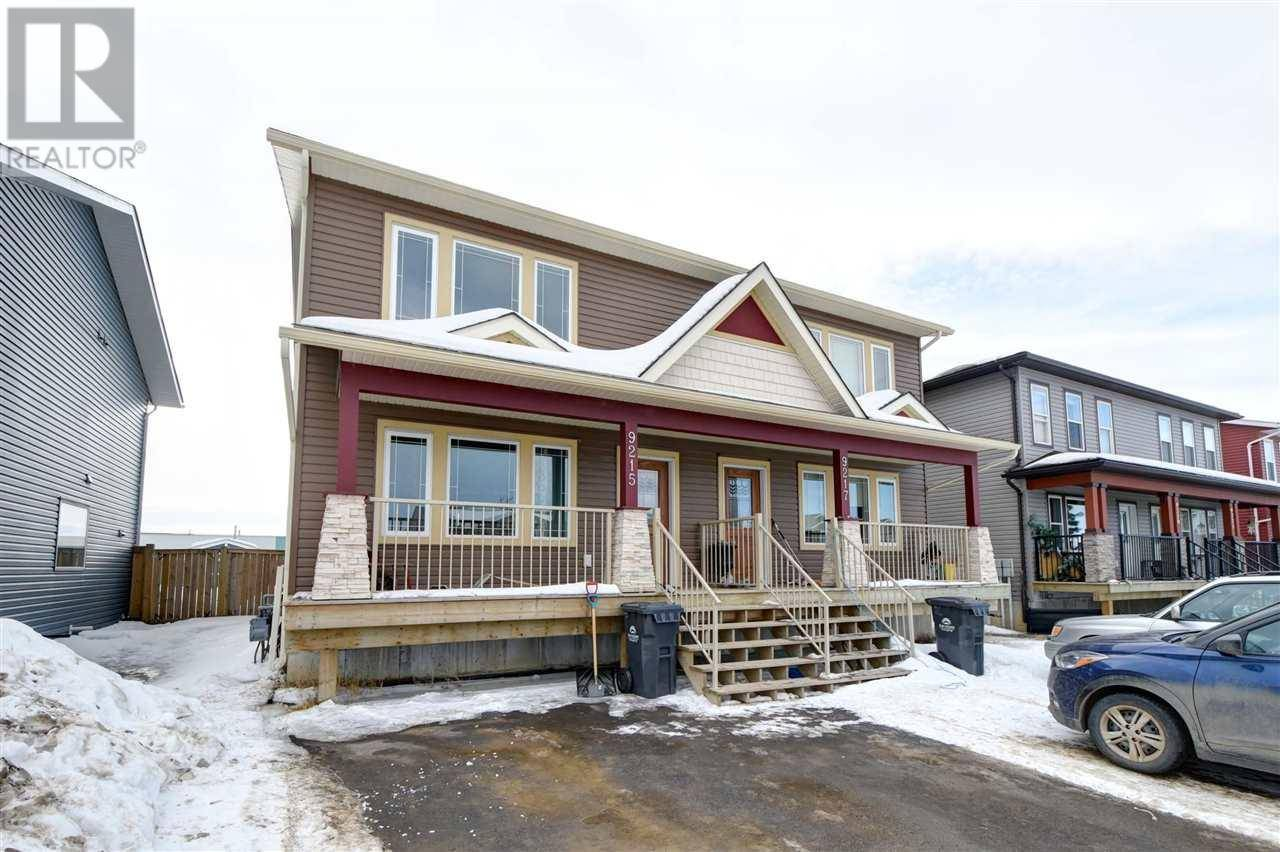 Townhouse for sale at 9215 102 Ave Fort St. John British Columbia - MLS: R2440162