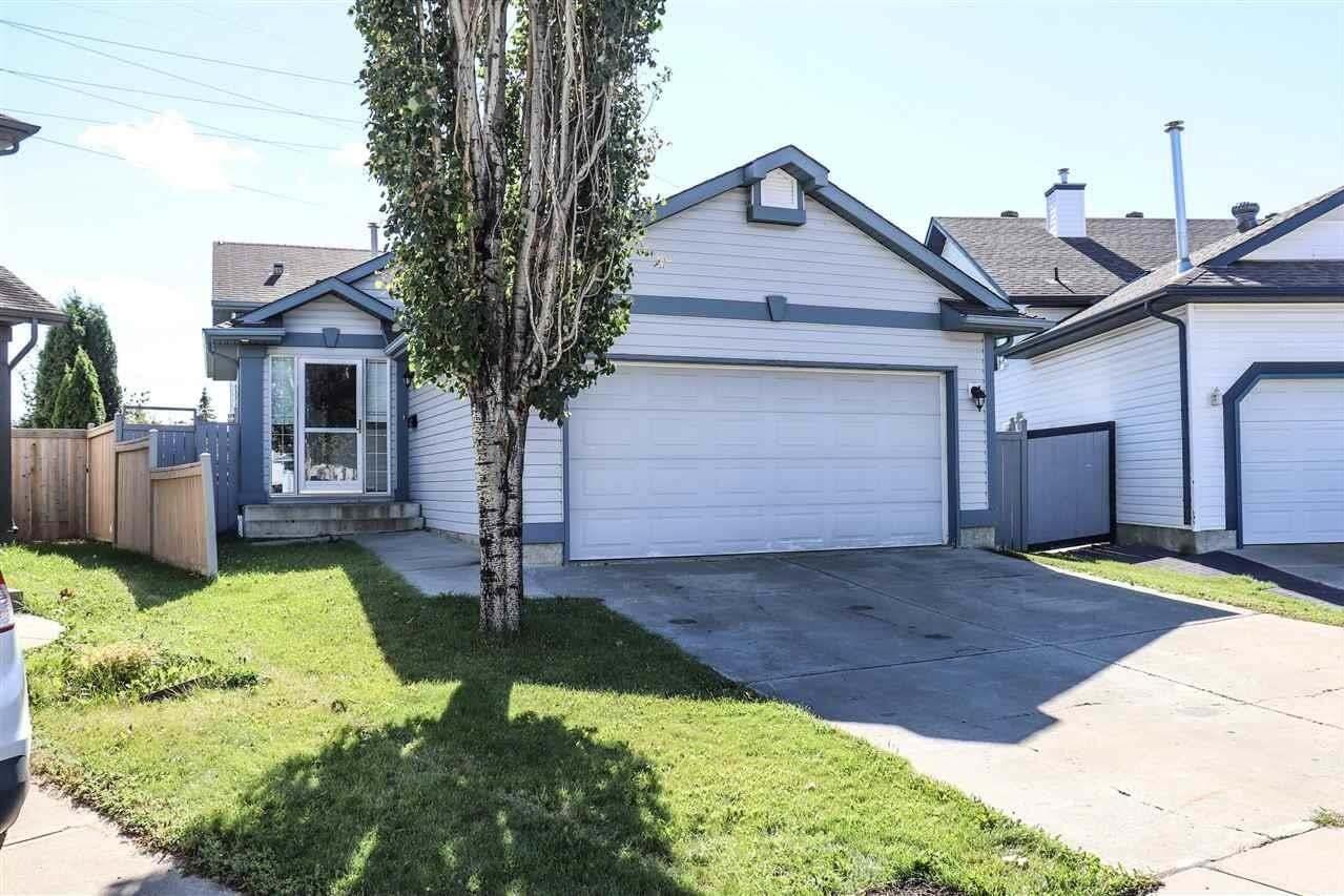 House for sale at 9215 163 Av NW Edmonton Alberta - MLS: E4214573