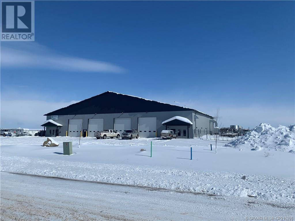 Commercial property for lease at 9218 85 Avenue Court Clairmont Alberta - MLS: GP215208