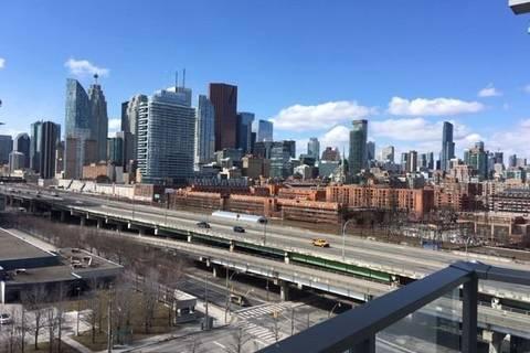 Apartment for rent at 12 Bonnycastle St Unit 922 Toronto Ontario - MLS: C4387280