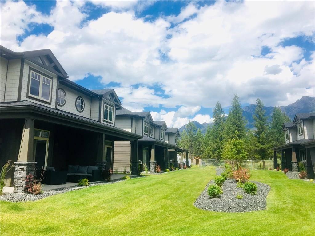 Townhouse for sale at 900 Bighorn Blvd Unit 922 Radium Hot Springs British Columbia - MLS: 2438980