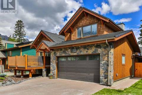 House for sale at 922 9th St Canmore Alberta - MLS: 50111