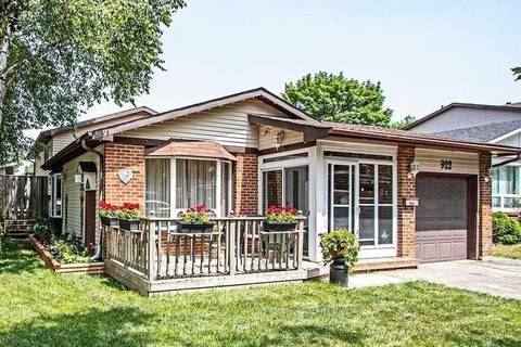 House for sale at 922 Donegal Ave Oshawa Ontario - MLS: E4513195