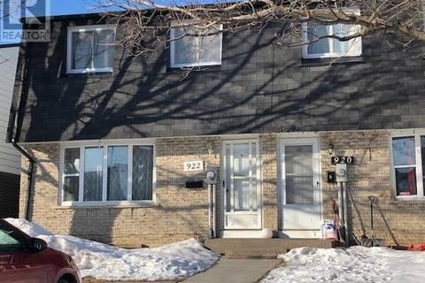 Townhouse for sale at 922 Oakview Ave Kingston Ontario - MLS: K19001969