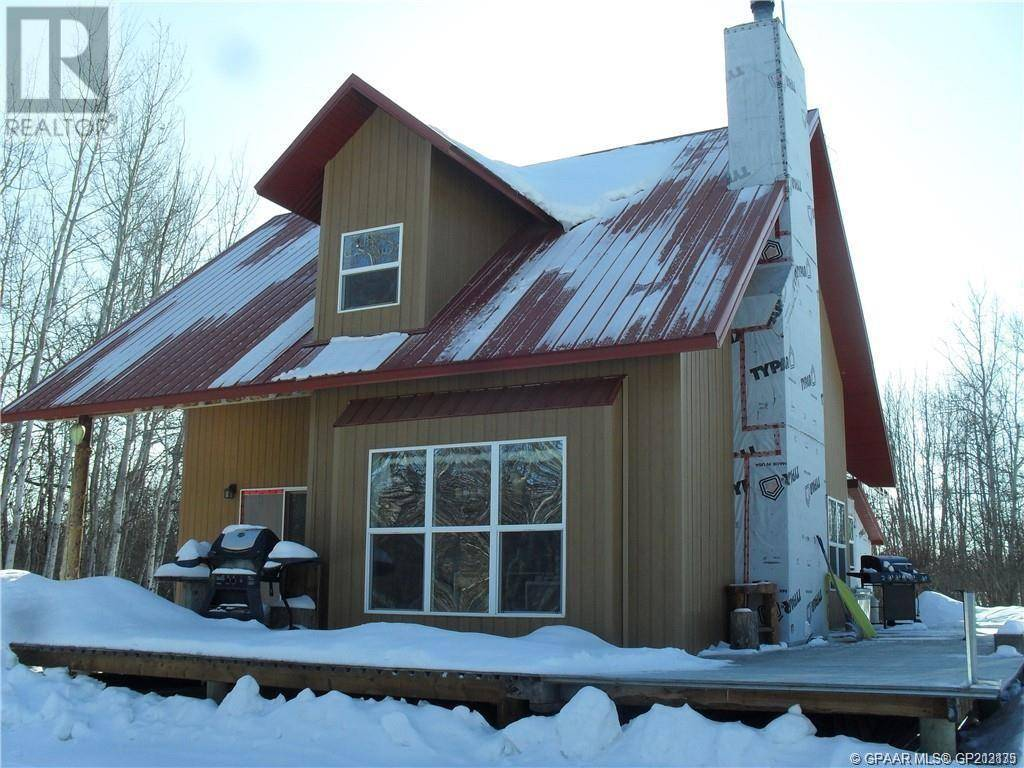 House for sale at 922003 Range Road 214  Northern Lights, Countyof Alberta - MLS: GP213135