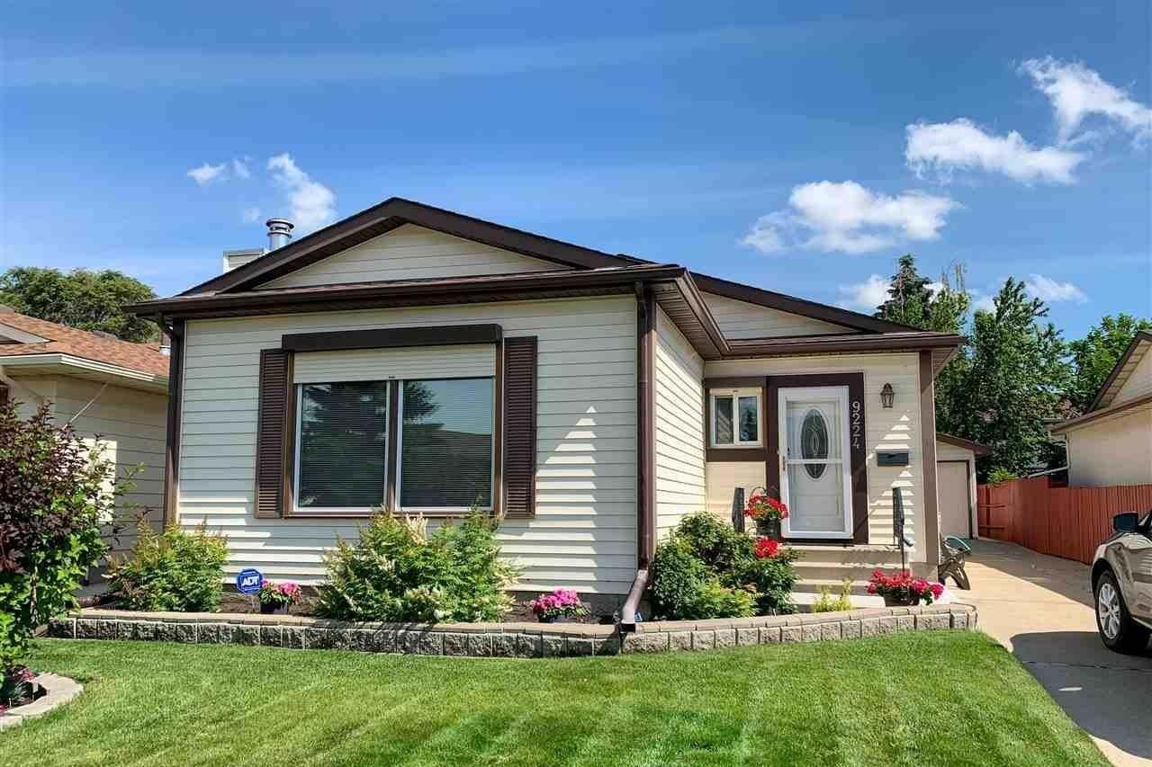 House for sale at 9224 171 Av NW Edmonton Alberta - MLS: E4205481