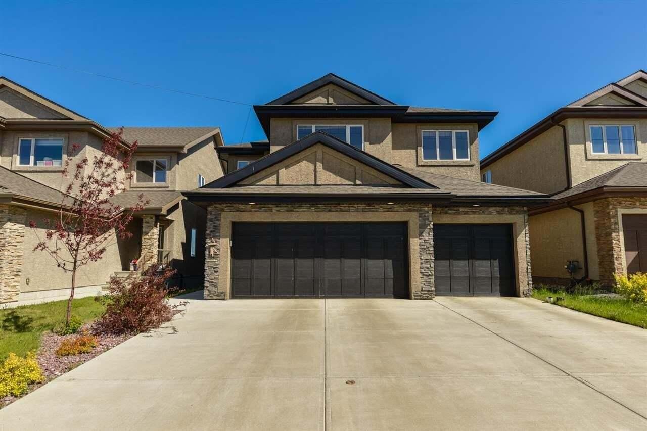 House for sale at 9224 181 Av NW Edmonton Alberta - MLS: E4199643