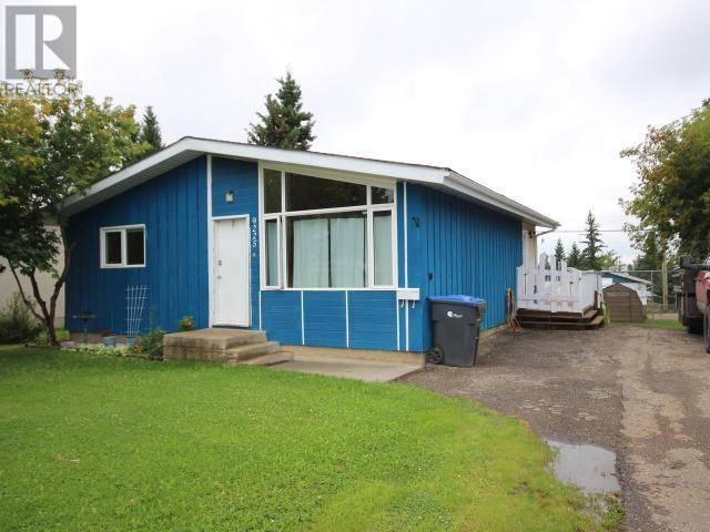 House for sale at 9225 7 St Dawson Creek British Columbia - MLS: 179956