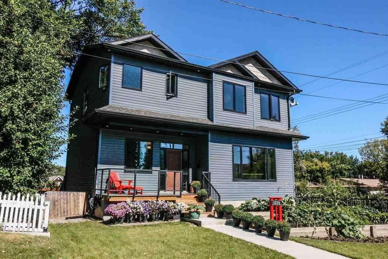 House for sale at 9226 100 Av NW Edmonton Alberta - MLS: E4211856