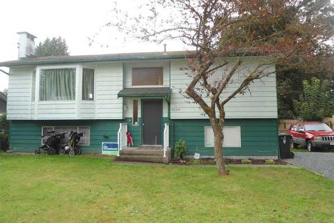 House for sale at 9226 Mcbride St Langley British Columbia - MLS: R2368332