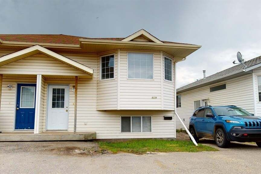 Townhouse for sale at 9229 94 Ave Grande Prairie Alberta - MLS: A1008887