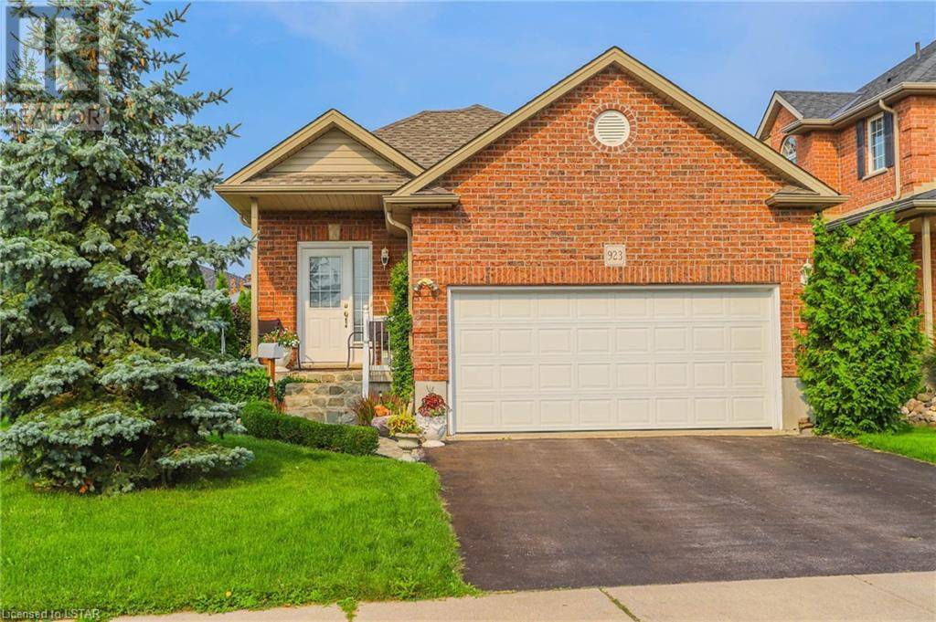 House for sale at 923 Cresthaven Cres London Ontario - MLS: 243158