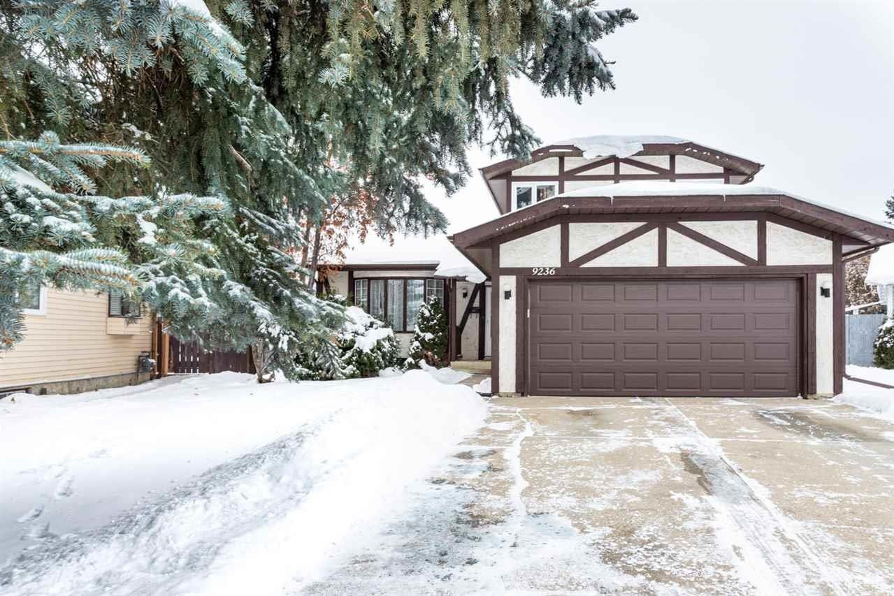 House for sale at 9236 172 Av NW Edmonton Alberta - MLS: E4215551