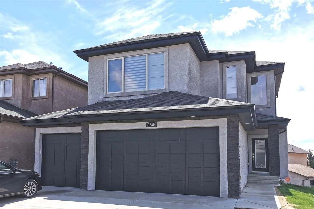 House for sale at 9239 181 Av NW Edmonton Alberta - MLS: E4187308